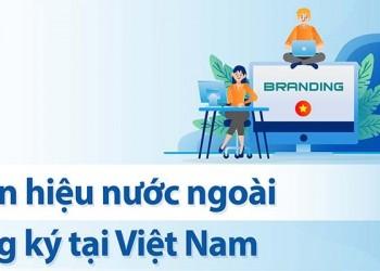 Thủ tục đăng ký nhãn hiệu nước ngoài tại Việt Nam